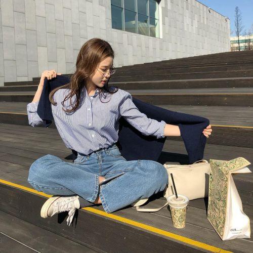 Diện quần jeans mix cùng giày gì cho sành điệu