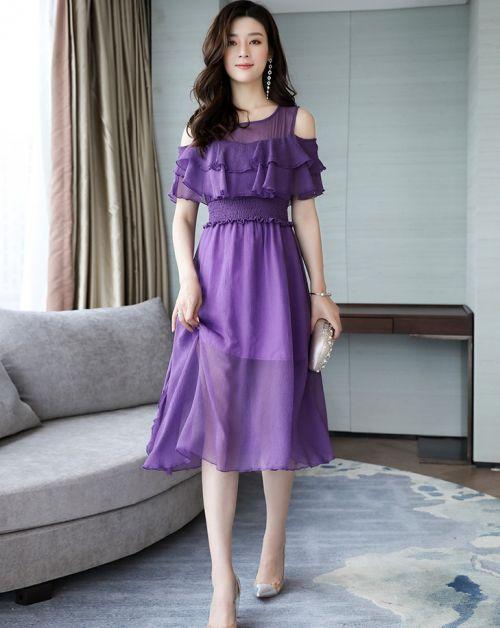 Mẫu váy xinh xắn cho nàng rạng rỡ đón hè.