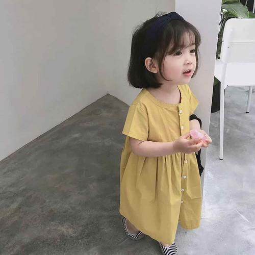 Đầm babydoll tiếp tục trở lại được các mẹ ưa chuộng