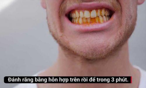 Kem đánh răng handmade giúp khỏe nướu và trắng răng